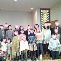 2016年日曜学校クリスマス会