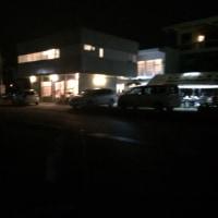 入学式の夜