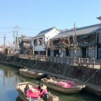 千葉県 香取市 佐原に行って来ました