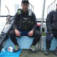 潮とサラシの条件が良くて  4月27日