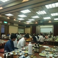 長野市職労「新組合員の集い」に出席