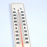 まさかの気温?