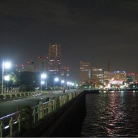 I'm lonly in Yokohama