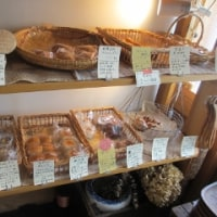 落花生というパン屋さんへ行ってみた