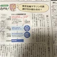 東京五輪マラソン選考