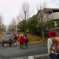 1 長者山(571m:安芸区)登山  「桜輝の会」久し振りの例会に