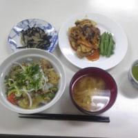 町食生活改善推進委員会主催 男の料理教室
