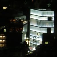 渋谷区桜丘町30階からの夜景3