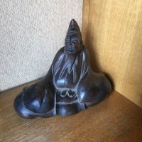 2月1日(水)人麻呂像