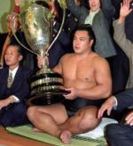 横綱・千代の富士よ、さようなら