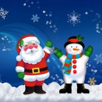 2016 ホワイトクリスマス