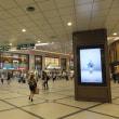 阪急梅田駅のコンコースと大阪駅前第一ビルの地下街