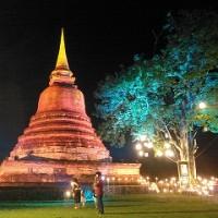 タイ スコータイ・バンコク・チェンマイの旅 HPアップしました~動画・経費あり