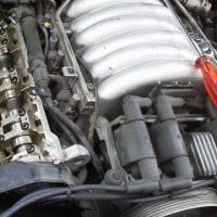 【静電気・電磁波対策:エンジンの隅々まで施工してみたいな~】どこまでも試してみたい!