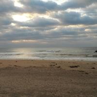 2月24日御宿海岸