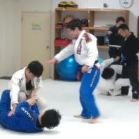 (金)柔術クラス