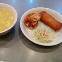 上海飯店さんで八宝菜ランチ