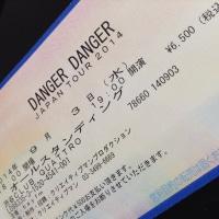 Danger Danger 来日公演レポ(速報/ネタバレ)