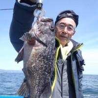 4月20日(木)スロージギングの釣果