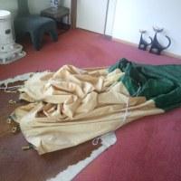 テント修理