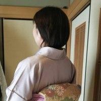 29.3.16出張着付の7件中1・2件目は東区と中区、袴と訪問着の着付です。