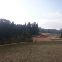 恒例の正月ゴルフ(^_^)