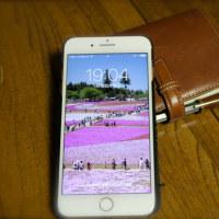 iPhone7Plusに切替えた。
