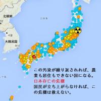 川内を止めなければ日本壊滅の危機。国民は総力あげて川内止めるべき。