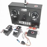 ヒノデ デジタル プロポーショナル (4ch-3S) の改造
