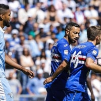 2016-17 SERIE A 第35節 Lazio 7-3 SAMPDORIA 野球の試合か!? no.2~後篇~