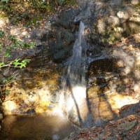 不動明王の滝