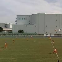 Jユースカップ2回戦 対コンサドーレ札幌U-18