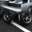 最強タイヤ?hankook Z214とTE37SL