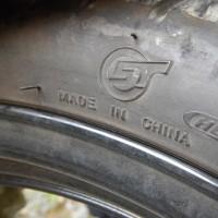 中華タイヤの構造