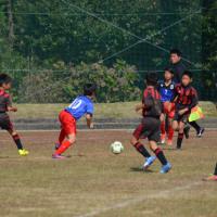 2016/11/13 全日本少年サッカー大分県大会 2回戦