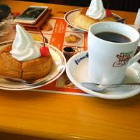 コーヒーのおやつ