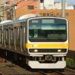 2017年7月21日 総武慣行線 秋葉原 E231系 B1編成