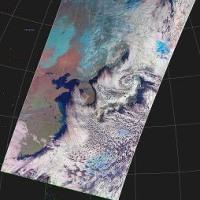 Meteor M N2/Satellite