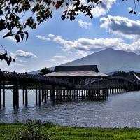 津軽富士見湖の景観