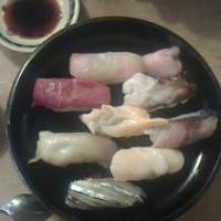 日曜日は「小梅寿司」を食べました!!1