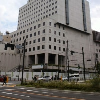 東京の痕跡(五反田ゆうぽうと・大崎広小路)