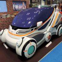 Hiriko Concept Car 2013����ϸ� ˮ�˻�ǥ�����Ķ������ӥ�ƥ����ҥꥳ ���ץȥ��� (�ޥ���)