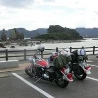 串本キャンプツーリング③