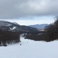 冬至、スキーの後はゆず風呂で〜