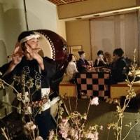 桜のつぶやき  着物で桜を見下ろす会 その2