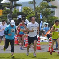 すいかながいもマラソン 5キロ 16分08秒