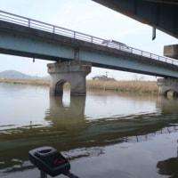 岡山県七区貯水池釣行②