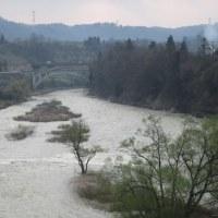 出羽の国 最上川