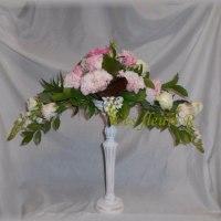 Bouquet  demi-lune
