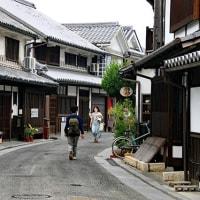 倉敷 古い街並み「本町」「東町」を歩く in 岡山・倉敷市